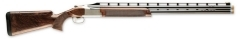 "BROWNING CITORI 725 HR SPORTING OVER/UNDER SHOTGUN, 3"" 12GA, 30"" VR BBL, SILVER, NEW"