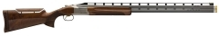 "BROWNING CITORI 725 PRO TRAP OVER/UNDER SHOTGUN, 2.75"" 12GA, 30"" VR BBL, SILVER, NEW"