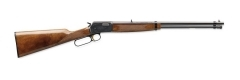 "BROWNING BL-22 GRADE II LEVER-ACTION RIFLE, .22LR, 20"" BBL, 15RD CAPACITY, ENGRAVED BLUED, NEW"