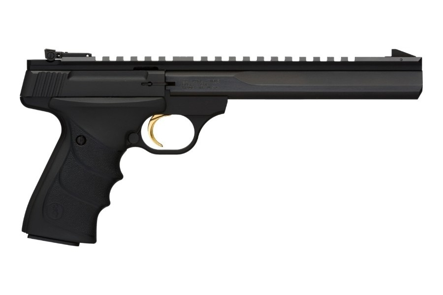 "BROWNING BUCK MARK CONTOUR URX SEMI-AUTO PISTOL, .22LR, 7.25"" BBL, BLACK, NEW"