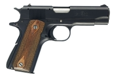 "BROWNING 1911-22 COMPACT SEMI-AUTO PISTOL, 22LR, 3.63"" BBL, 10RD MAG, BROWN GRIPS, BLACK, NEW"