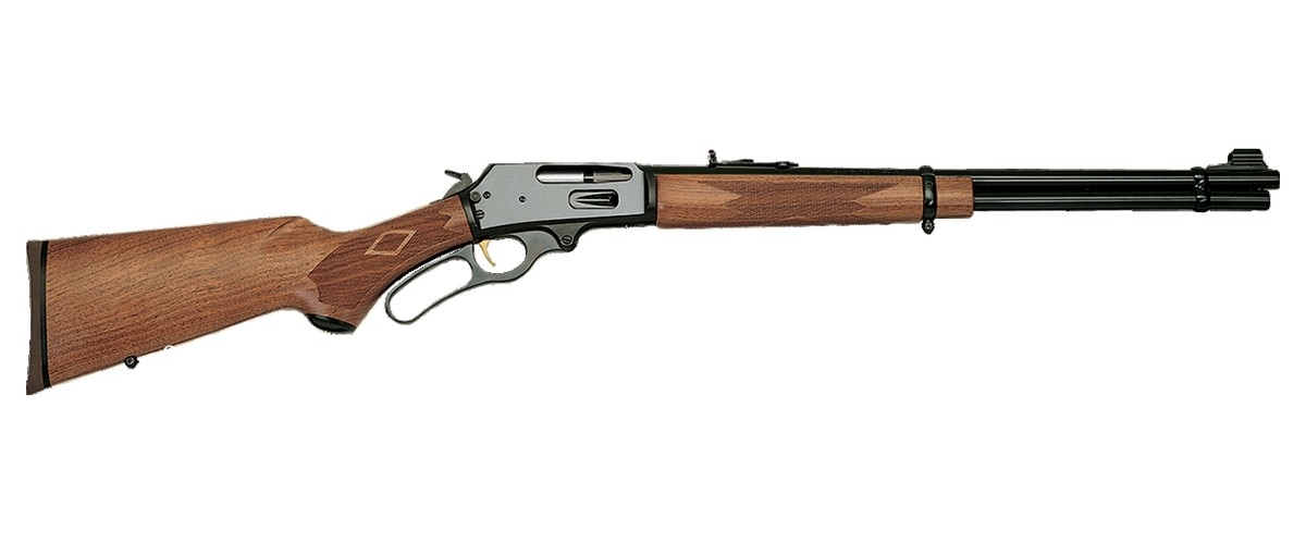 "MARLIN 336C LEVER-ACTION RIFLE, .35 REM, 20"" BBL, BLUED, NEW"