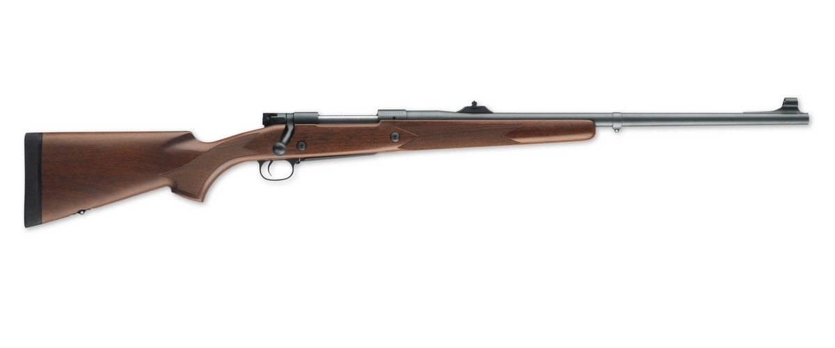 "WINCHESTER 70 SAFARI EXPRESS BOLT ACTION RIFLE, .375 H&H, 24"" BBL, 3RD MAG, BLUED, NEW"