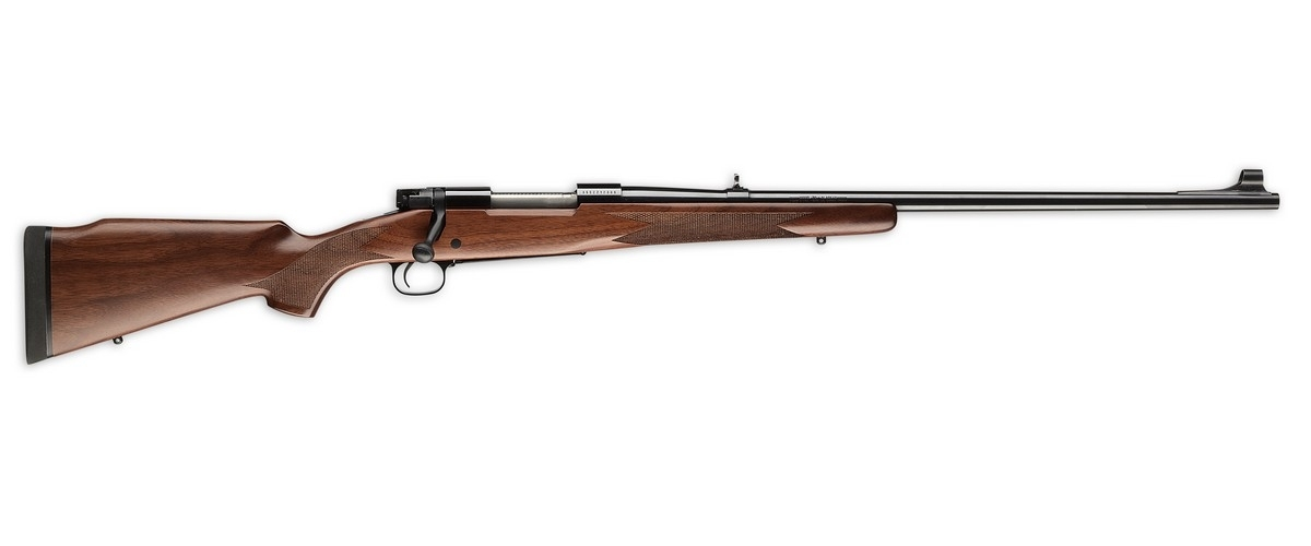 "WINCHESTER 70 ALASKAN BOLT ACTION RIFLE, .375 H&H, 25"" BBL, 3RD MAG, BLUED, NEW"