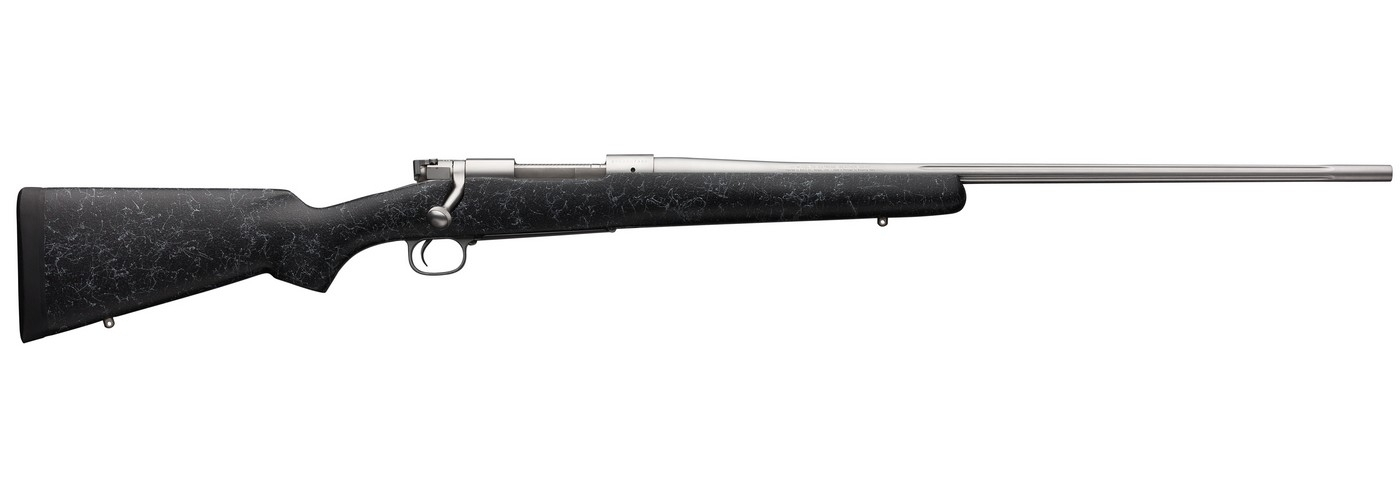"WINCHESTER 70 EXTREME WEATHER SS BOLT ACTION RIFLE, .270 WSM, 24"" BBL, 3RD MAG, STAINLESS STEEL, NEW"