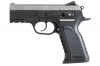"EAA WITNESS CARRY POLYMER DA/SA SEMI-AUTO PISTOL, .45ACP, 3.6"" BBL, 10RD MAG, TWO-TONE, NEW"