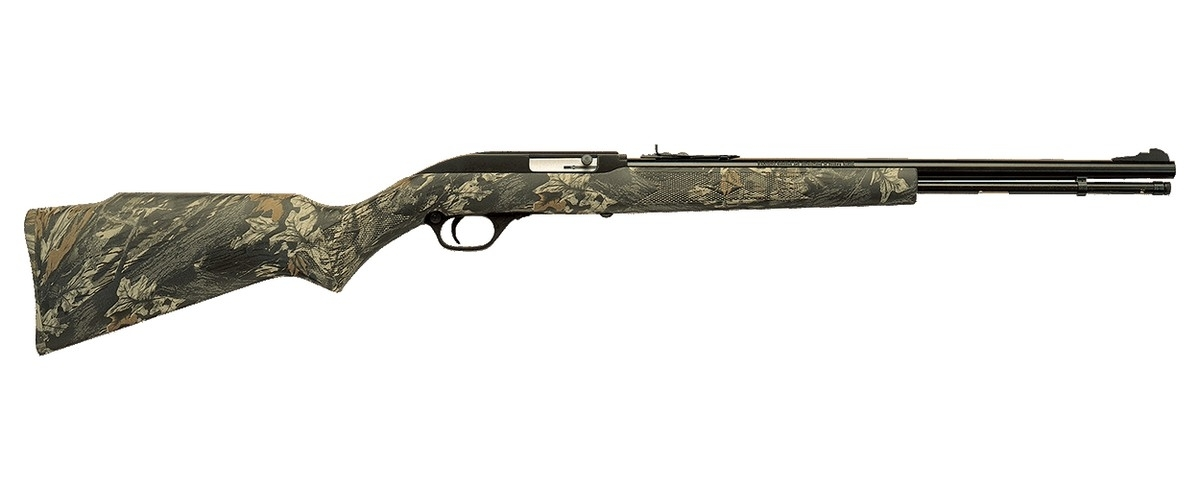 "MARLIN 60C SEMI-AUTO RIFLE, .22LR, 19"" BBL, REALTREE CAMO STOCK, BLUED, NEW"