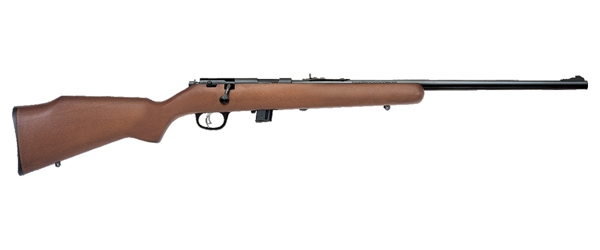 "MARLIN XT-22 BOLT ACTION RIFLE, .22LR, 22"" BBL, 7RD MAG, BLUED, NEW"
