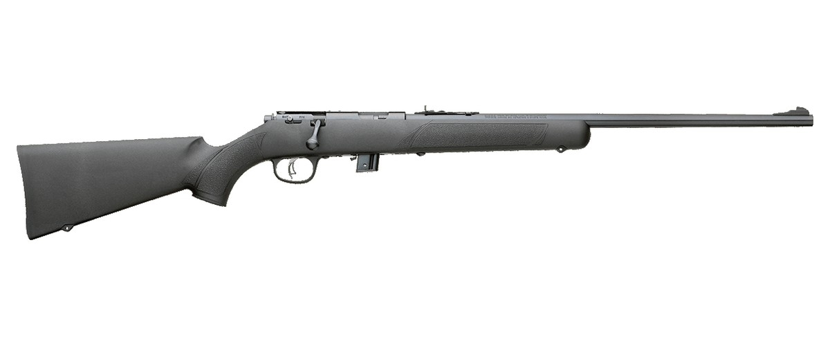 "MARLIN XT-22R BOLT ACTION RIFLE, .22LR, 22"" THREADED BBL, 7RD MAG, BLUED, NEW"