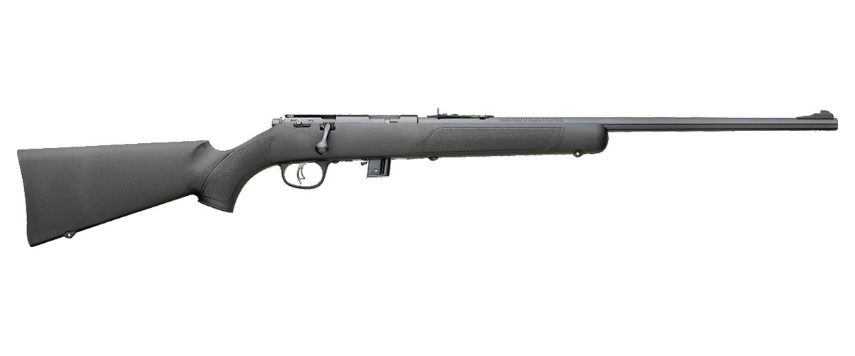 "MARLIN XT-22MR BOLT ACTION RIFLE, .22WMR, 22"" BBL, 7RD MAG, BLUED, NEW"