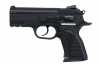 "EAA WITNESS COMPACT POLYMER DA/SA SEMI-AUTO PISTOL, .40 S&W, 3.6"" BBL, 12RD MAG, BLACK, NEW"
