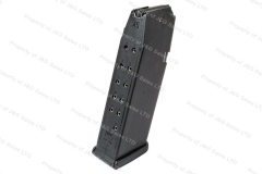 Glock 21 45ACP 13rd Gen 4 Factory Magazine, Black, New.