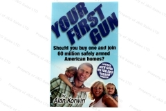Your First Gun, A Book by Alan Korwin.