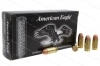 45ACP Federal American Eagle 230gr FMJ Suppressor Ammo, 50rd Box.