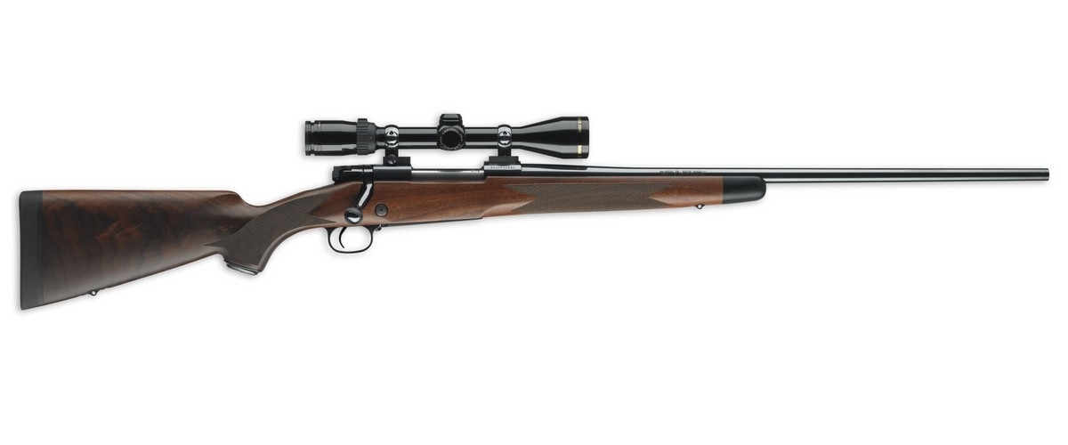 "WINCHESTER 70 SUPER GRADE BOLT ACTION RIFLE, .308 WIN, 22"" BBL, 5RD MAG, BLUED, NEW"