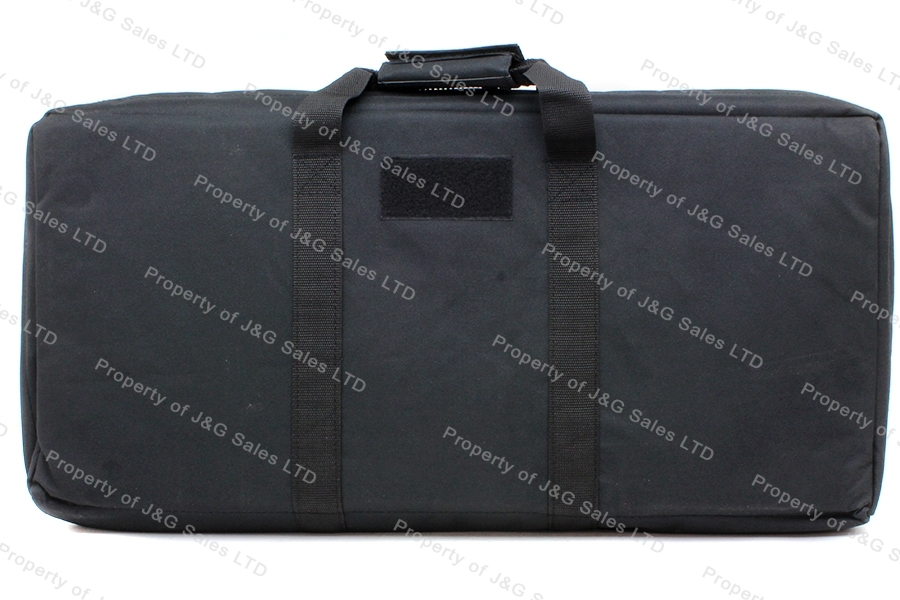 "Royal 27""x10""  Nylon AK or AR Pistol or SBR Rifle Case, Black."