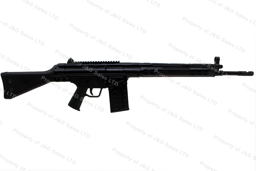 CAI C308 308 Caliber CETME /HK /G3 Pattern Semi Auto Rifle, with 8 Mags.