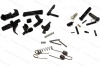 SMI AR10 308 Lower Parts Kit LPK, Black Phosphate Finish, New.