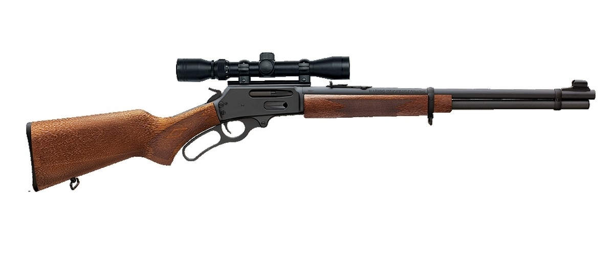 "MARLIN 336WWS LEVER-ACTION RIFLE W/3-9X32MM SCOPE, .30-30, 20"" BBL, BLUED, NEW"
