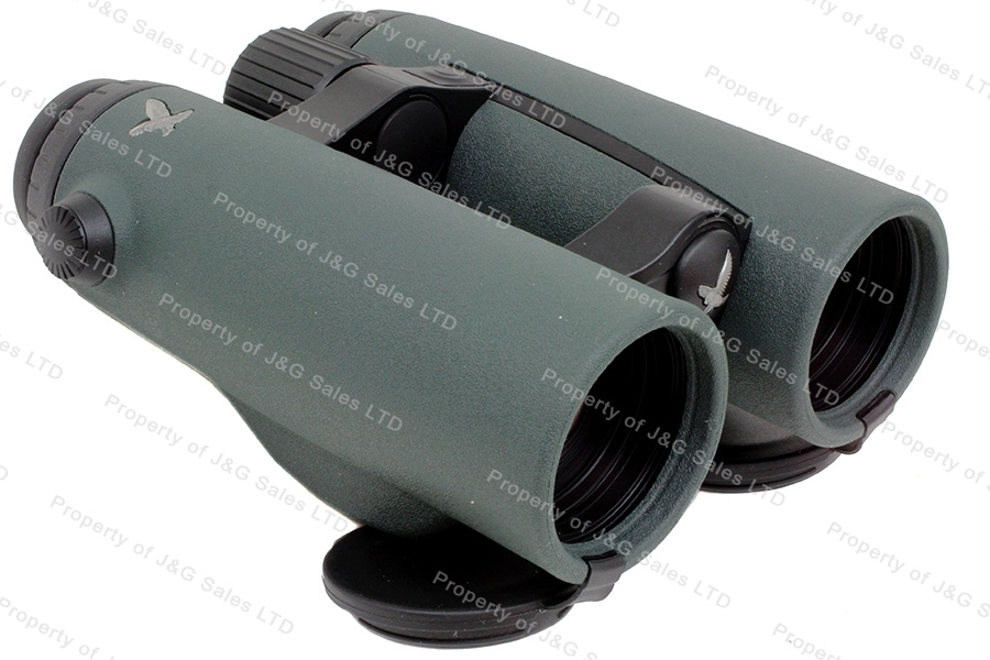 Swarovski 10x42 EL Range Binoculars with Rangefinder, Pro Field Package, Green, New.