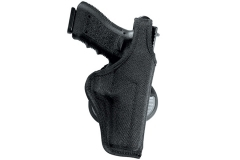 Bianchi #7500 AccuMold® Paddle Holster Size 09 Fits 380ACP Semi-Autos