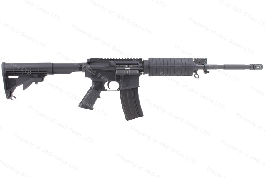 "Windham Weaponry R16 Semi Auto AR Style M4 Carbine, 5.56/223, 16"" Barrel, Flat Top Receiver, New."