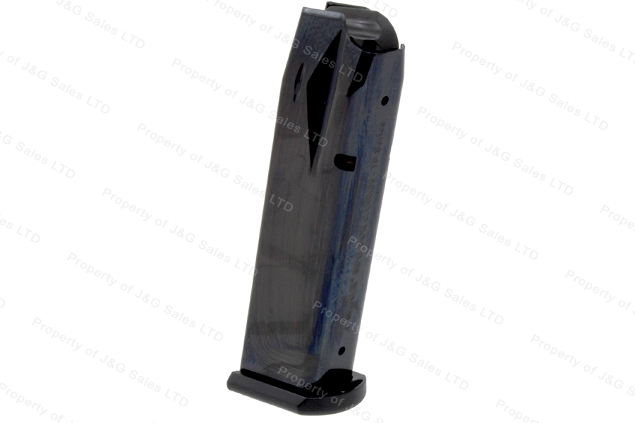 Canik TP9SA, SF, and TP9V2, 9mm, 18rd OEM Magazine, Black, New.