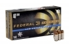 40 S&W Federal HST 165gr HP Ammo, 50rd Box, P40HST3.