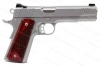 "Kimber Stainless II Semi Auto 1911 Style Pistol, 45ACP, 5"" Match Barrel, New."