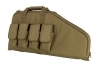 "VISM 28"" Tactical Subgun and AR Pistol Case, Tan Canvas, New."