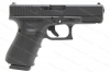 Glock 19 MOS 9mm Gen 4 Semi Auto Pistol, Modular Optic System, Black, New.