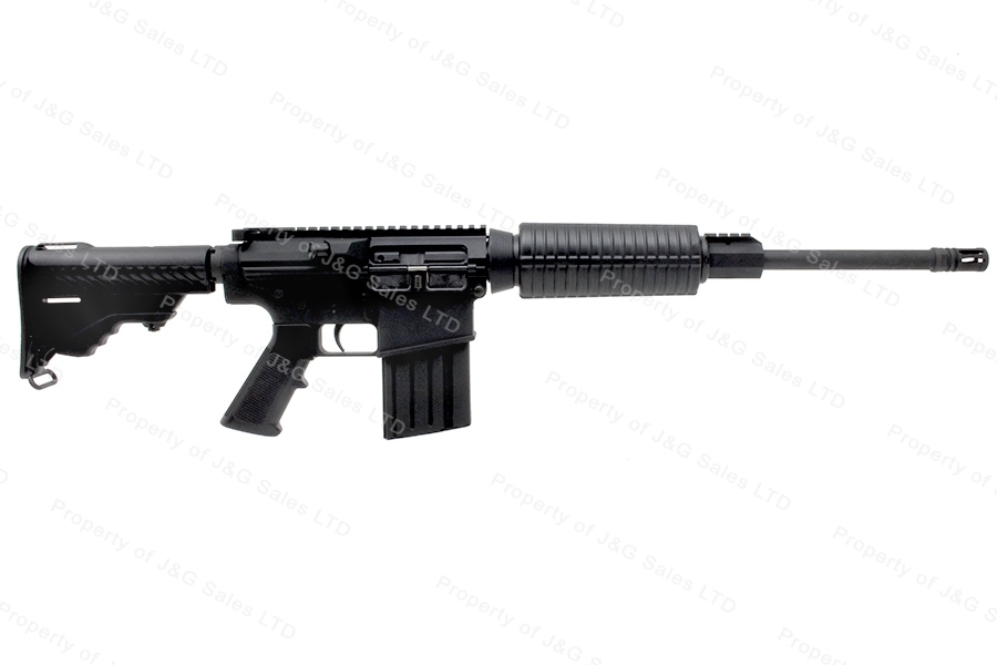 "DPMS LR308 Oracle AR Style Semi Auto Rifle, 308, 16"" Barrel, Black, New."