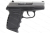SCCY CPX-2 TT Semi Auto Pistol, 9mm, Stainless, 3 Dot Sights, New.