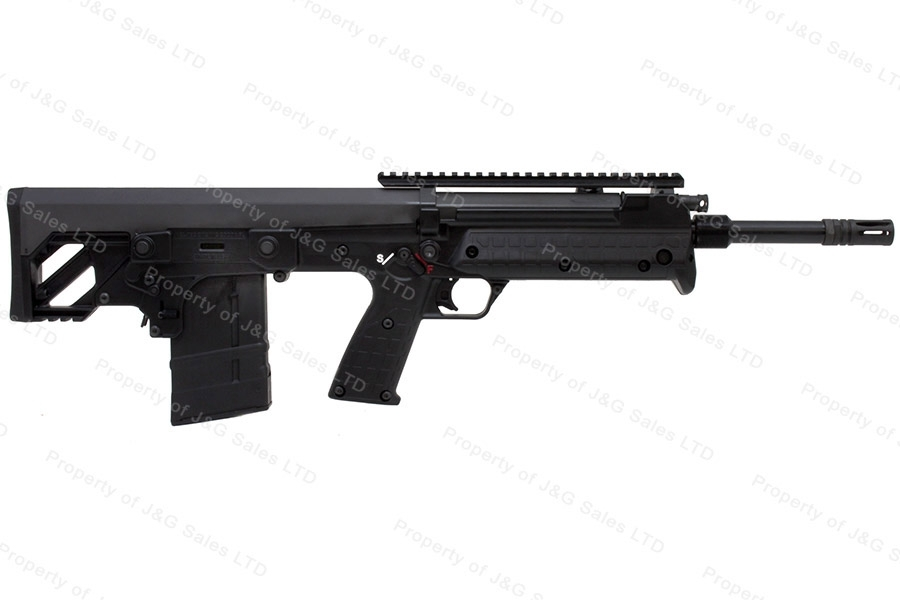 "Kel-Tec RFB18 Semi Auto Bullpup Rifle, 308, 18"" Barrel, Uses FAL Mags, Black, New."