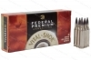 243 Win Federal Premium 100gr Ammo, 20rd Box. Nosler Partition. P243E