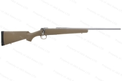 "Kimber 84M Hunter Bolt Action Rifle, 308, 22"" Barrel, Stainless, Synthetic FDE Stock, New."