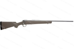 "Kimber 84M Hunter Bolt Action Rifle, 6.5 Creedmoor, 22"" Barrel, Stainless, Synthetic FDE Stock, New."