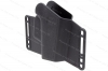 Glock Combat Holster, Fits Glock 9mm, 40S&W, & 357, Ambidextrous Design, New.