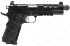 "Dan Wesson Discretion 1911-Style Semi Auto Pistol, 9mm, 5.75"" Threaded Barrel, Ported Slide, New by CZ."