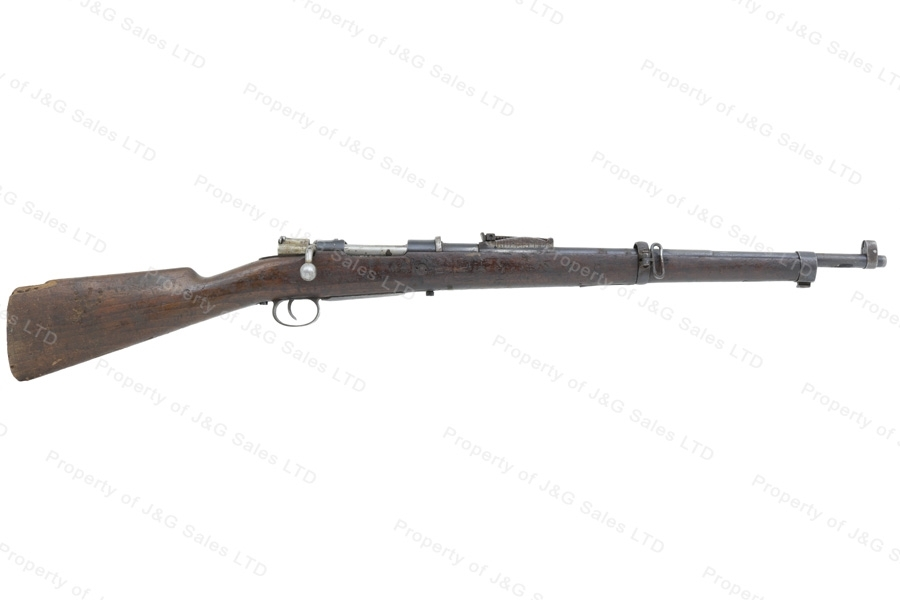 Spanish 1916 Mauser Bolt Action Short Rifle, 308- 7.62x51, Gunsmith Special, Used.