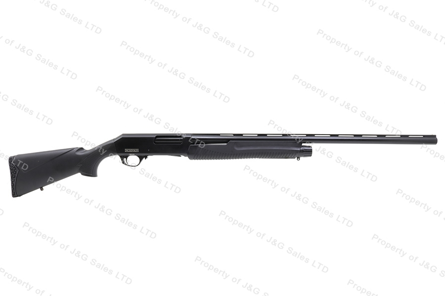 "Dickinson Arms XX3B-Combo Pump Shotgun, 12ga, 18.5"" and 28"" VR Barrels, Blade Sight, New."