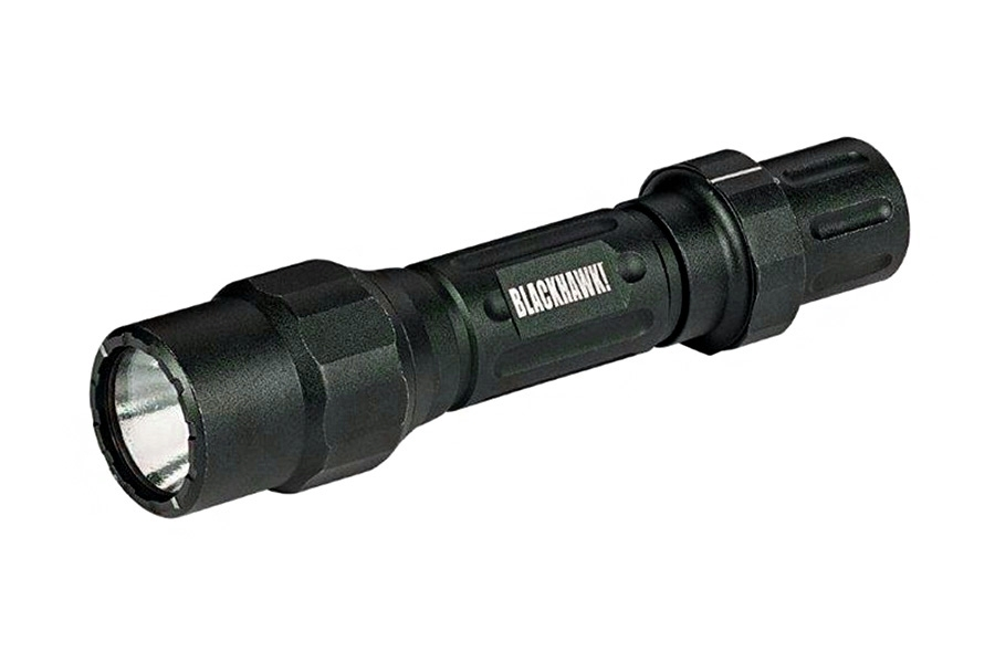 Blackhawk Legacy L-6V Night Ops Tactical Flashlight, 570 Lumens, 6″ Body.