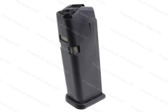 Glock 23 40S&W 13rd Factory Magazine, Black, VG, Used.