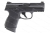 "FNH FNS-9C Semi Auto Pistol, 9mm, 3.6"" Barrel, Interchangeable Backstraps, Black, New."