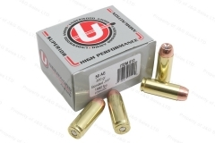 50AE Underwood Ammo 300GR Bonded JHP, 20rd Box, New.