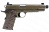 Kimber Desert Warrior TFS Semi Auto 1911 Style Pistol, 45ACP, Night Sights , New.